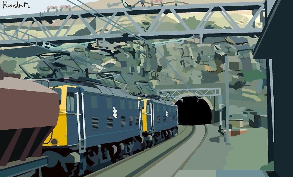Keep the coal runnin'... by Rorymacve