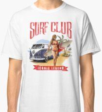 Kombi Beach Design Classic T-Shirt