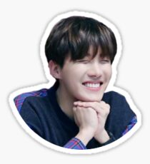 J-Hope Sticker 1 - BTS - Bangtan Boys Sticker