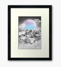 It Seemed To Chase the Darkness Away II Framed Print