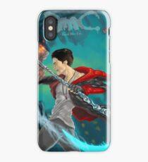 DMC iPhone Case