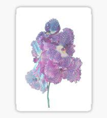 Purple Blossoms  Sticker