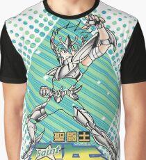 Saint Seiya: Pegasus Seiya Graphic T-Shirt