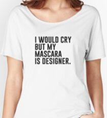 MASCARA Women's Relaxed Fit T-Shirt