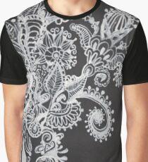 Intricate Patterning  Graphic T-Shirt