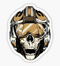 Star Wars Rebel Helm Sticker