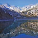 Upper Tauern Mountains by phil decocco