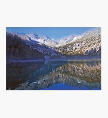 Upper Tauern Mountains Photographic Print