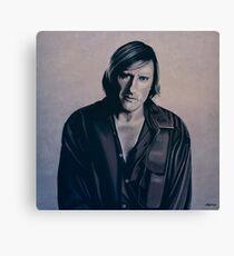 Gerard Depardieu Painting Canvas Print