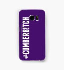 #Cumberb!tch Samsung Galaxy Case/Skin