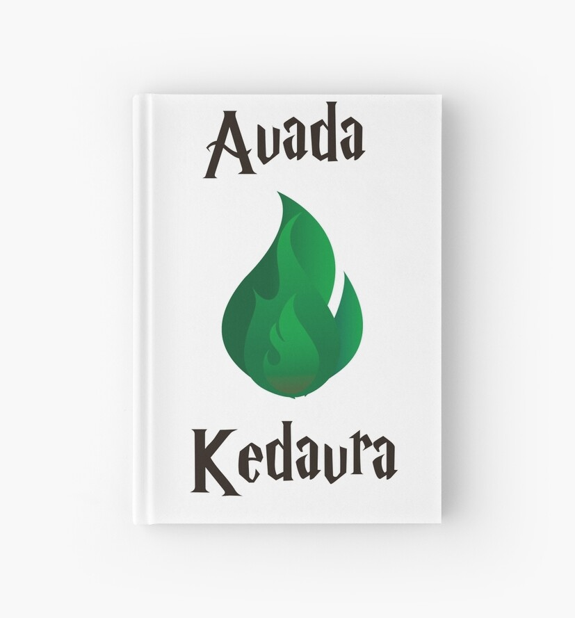 Avada Kedavra by WichuWow