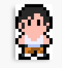 Pixel Chell Canvas Print