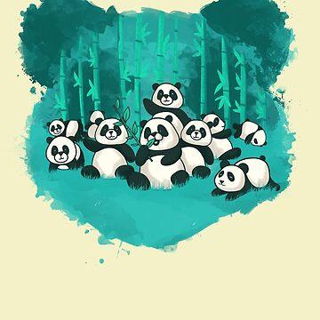 panda by motymotymoty