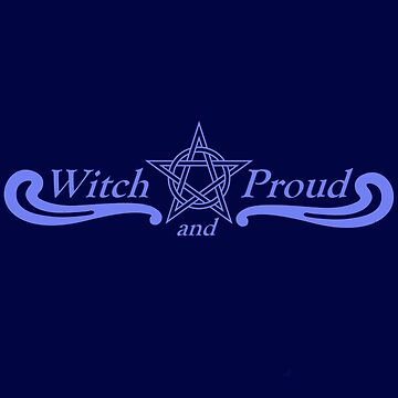 Witch and Proud Pentacle by AyaHawkeye