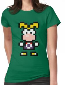 Pixel Rayman Womens Fitted T-Shirt