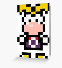 Pixel Rayman Greeting Card