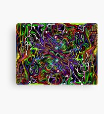 Your Brain On Drugs Canvas Print