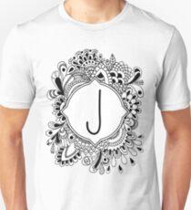 J Unisex T-Shirt