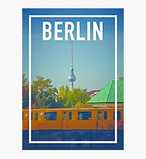 BERLIN FRAME Photographic Print