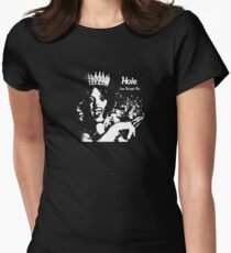 Live Through This - Hole (Courtney Love) Stencil Women's Fitted T-Shirt