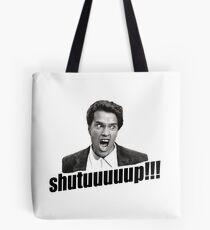 Schwarzenegger Shutup Tote Bag
