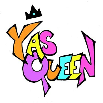 YAS QUEEN - Broad City by thegits