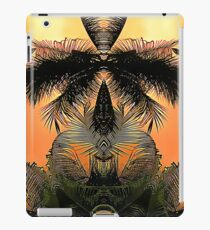 Jungles Mysticism Plays with a Palm Trees Animus iPad Case/Skin