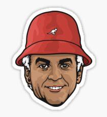 LL Cool J. Peterman Sticker