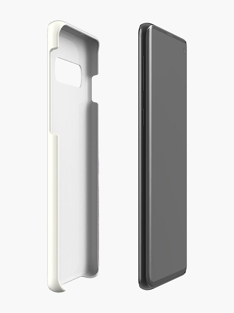 Alternative Ansicht von Bear // Calm Hülle & Klebefolie für Samsung Galaxy