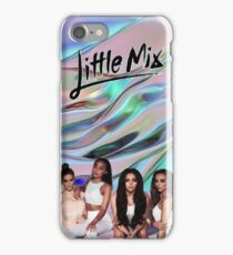 little mix x holographic  iPhone Case/Skin