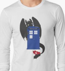 Train Your Doctor Long Sleeve T-Shirt