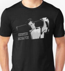 Shooter Mcgavin Funny Golf Shirt Unisex T-Shirt