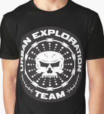 TEAM URBAN EXPLORATION Graphic T-Shirt