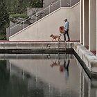 Walk the dog by awefaul
