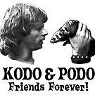 Beastmaster - Kodo & Podo by Adam McDaniel