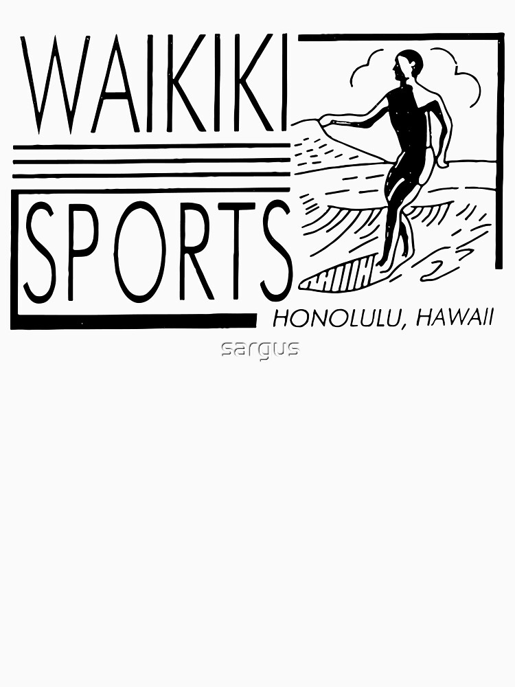 Waikiki Sports Logo by sargus