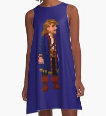 Guybrush (Monkey Island 2) A-Line Dress