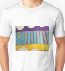 Bunting by Margo Humphries Unisex T-Shirt