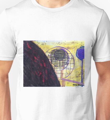 The Droste Effect by Margo Humphries T-Shirt