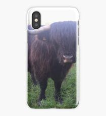 Saying Hello iPhone Case/Skin