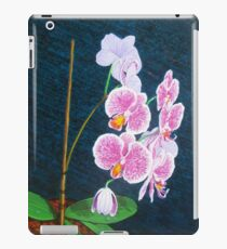 Orchid at the Studio iPad Case/Skin