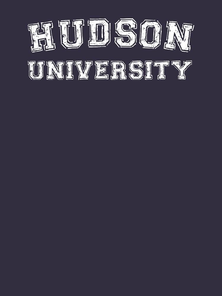 Hudson University  (Law & Order, Castle) by bittercreek