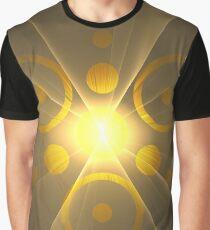 Eye of Ra God Sol Suncave Logo || GodSol.com Graphic T-Shirt