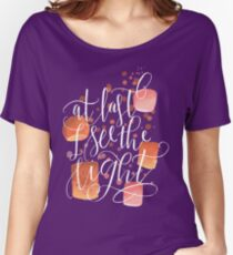At Last I See The Light Women's Relaxed Fit T-Shirt