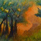 Sun Fire by Lisa Gibson