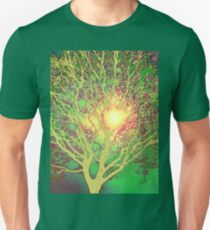 Golden Tree No. 01 Unisex T-Shirt