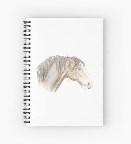 Cranky Horse!  Spiral Notebook