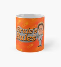 Brule's Rules - For Your Health Mug