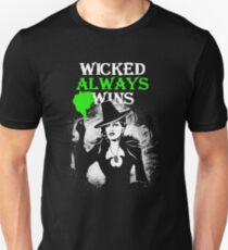OUAT. Wicked Always Wins. Zelena. V2. T-Shirt