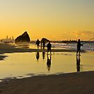 Golden Currumbin by flexigav